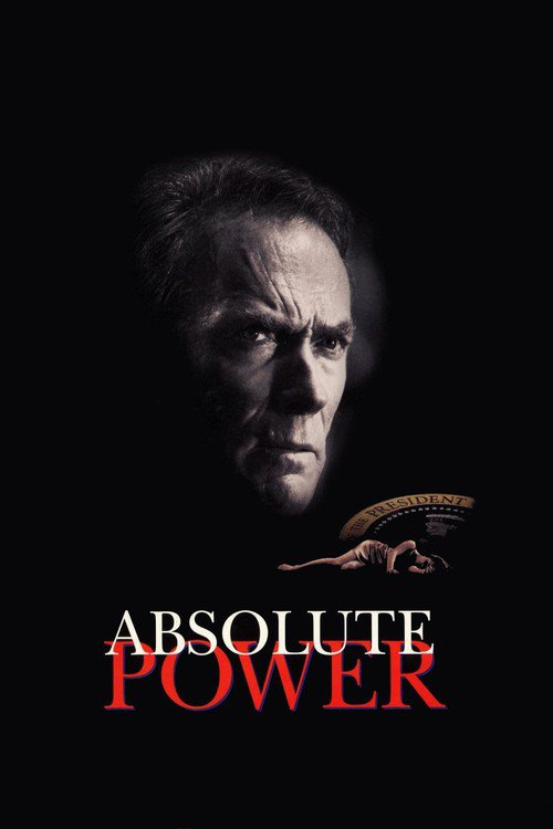"""Poster for the movie """"Absolute Power"""""""