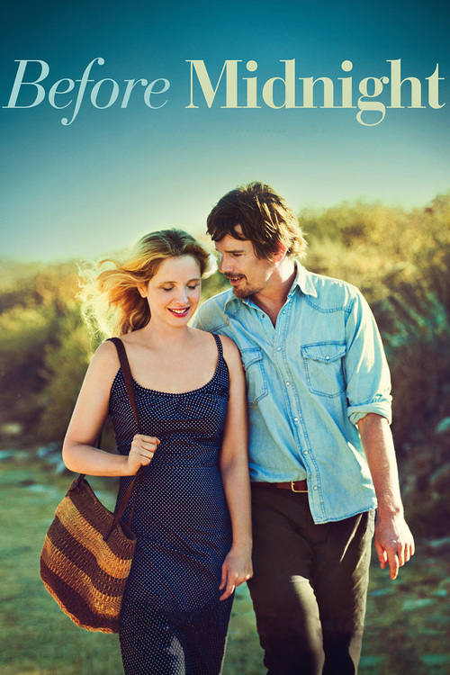 """Poster for the movie """"Before Midnight"""""""