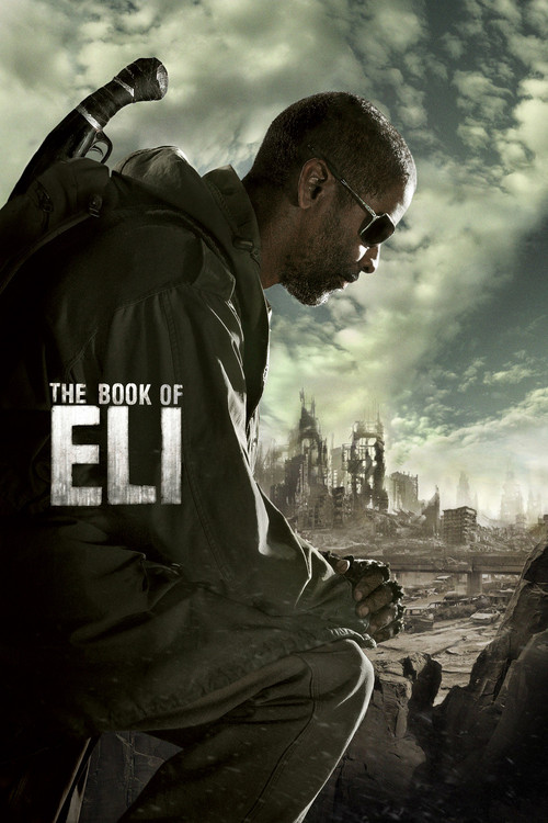 """Poster for the movie """"The Book of Eli"""""""