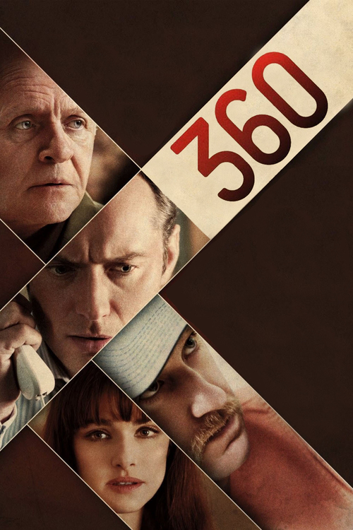 """Poster for the movie """"360"""""""