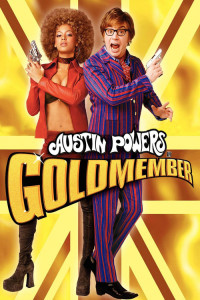 """Poster for the movie """"Austin Powers in Goldmember"""""""