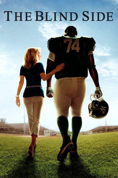 """Poster for the movie """"The Blind Side"""""""
