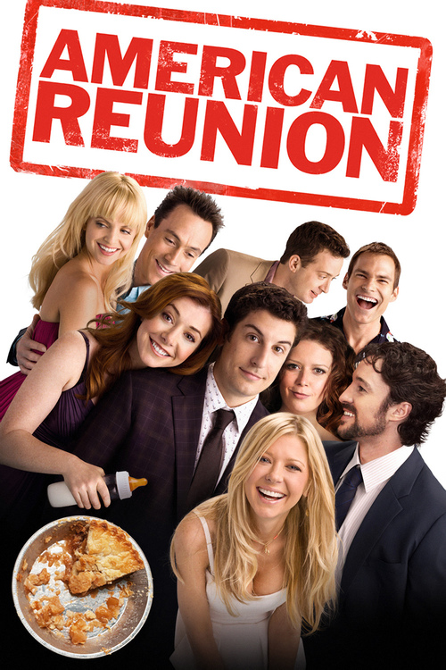 """Poster for the movie """"American Reunion"""""""