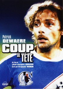 """Poster for the movie """"Coup de tête"""""""