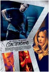 """Poster for the movie """"Contraband"""""""