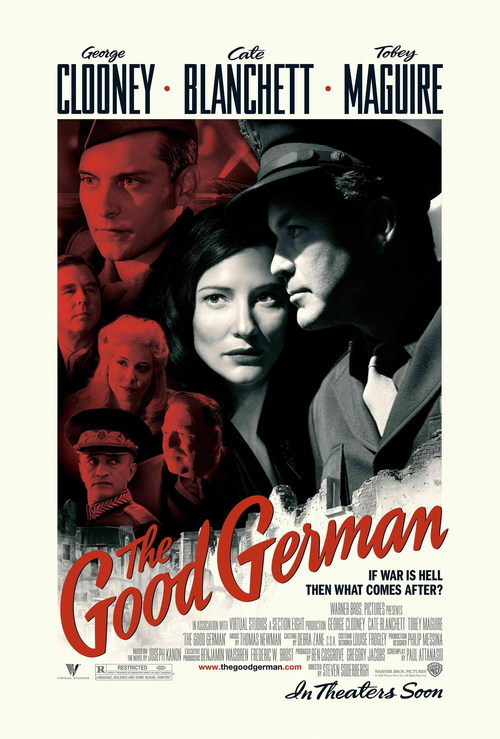 """Poster for the movie """"The Good German"""""""