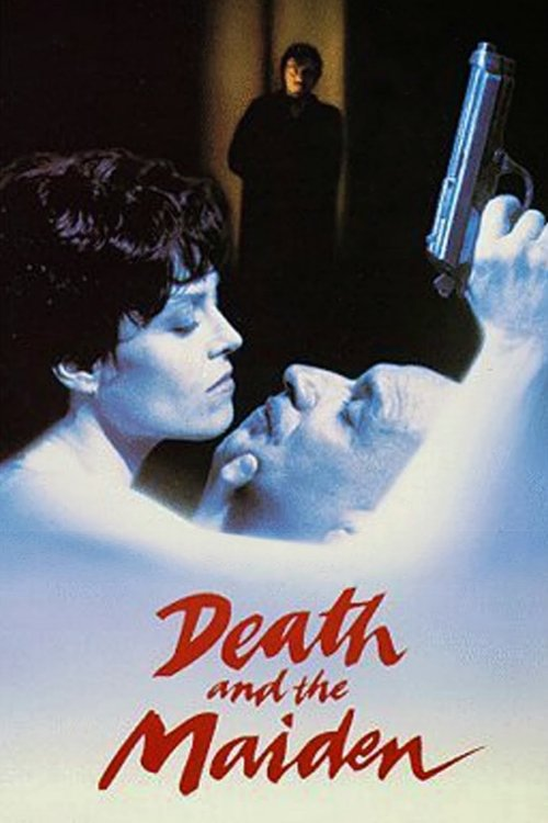 """Poster for the movie """"Death and the Maiden"""""""