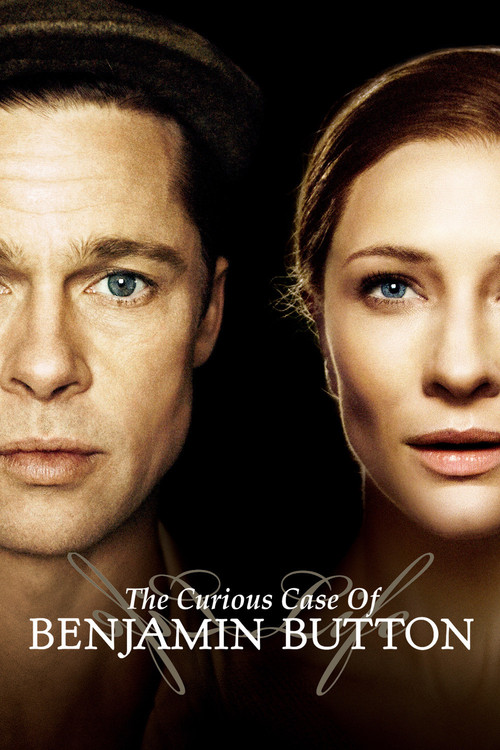 """Poster for the movie """"The Curious Case of Benjamin Button"""""""