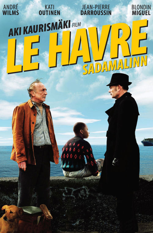 """Poster for the movie """"Le Havre"""""""
