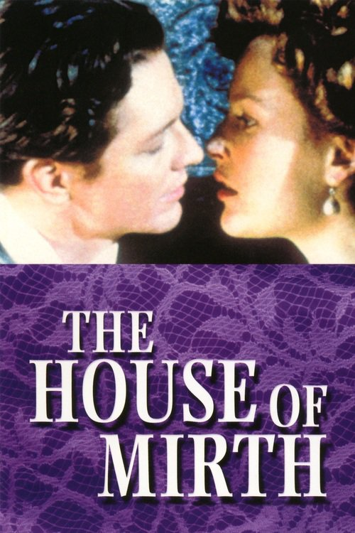 """Poster for the movie """"The House of Mirth"""""""