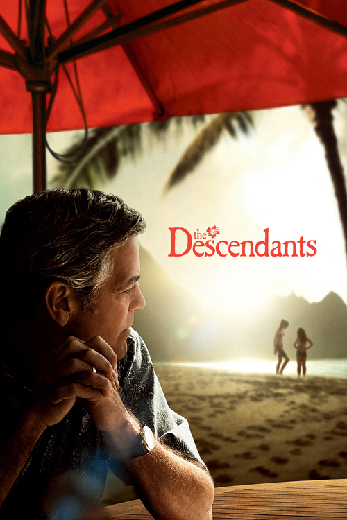 """Poster for the movie """"The Descendants"""""""
