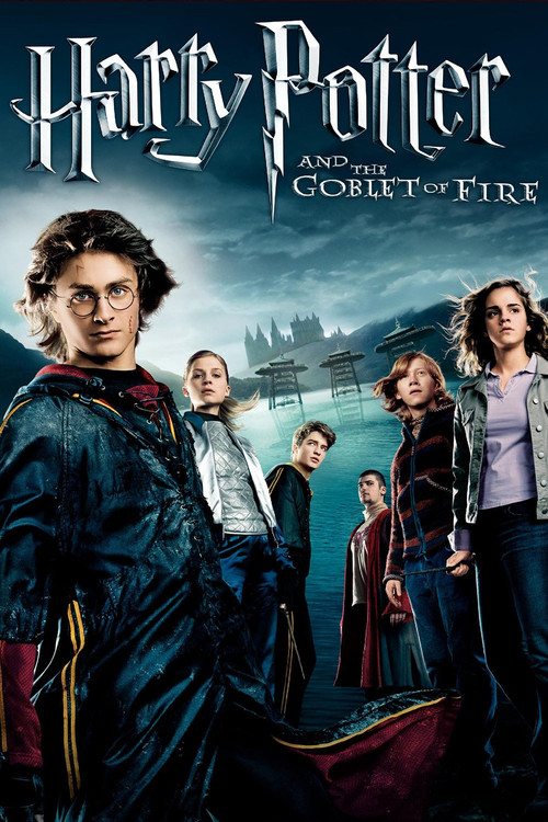 """Poster for the movie """"Harry Potter and the Goblet of Fire"""""""
