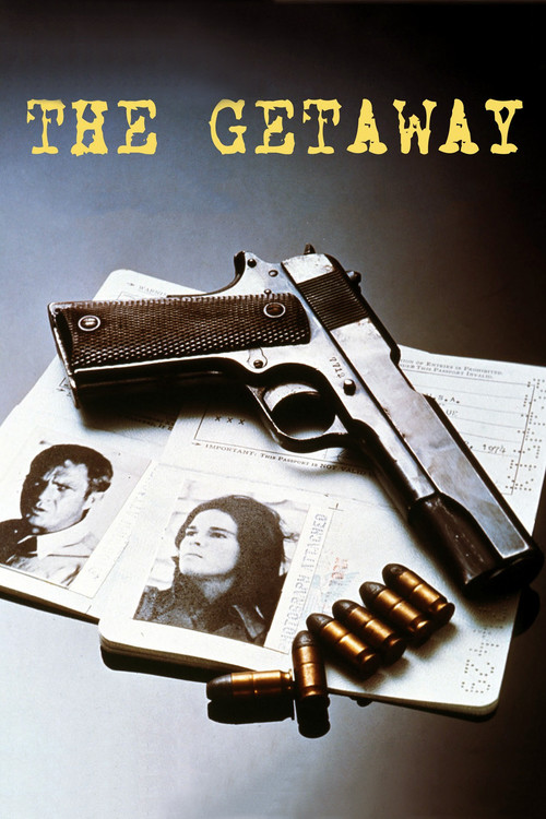 """Poster for the movie """"The Getaway"""""""
