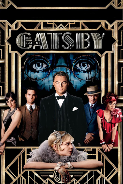 """Poster for the movie """"The Great Gatsby"""""""