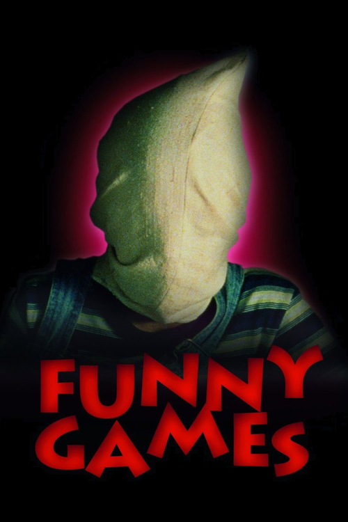 """Poster for the movie """"Funny Games"""""""