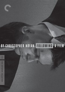 """Poster for the movie """"Following"""""""
