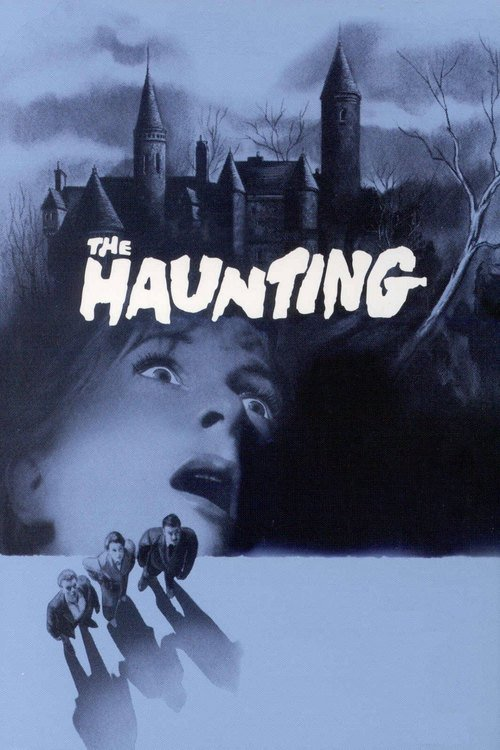 """Poster for the movie """"The Haunting"""""""