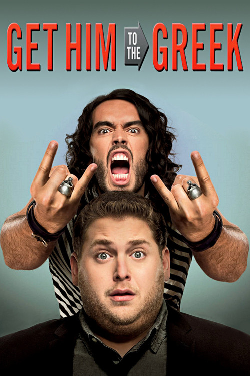 """Poster for the movie """"Get Him to the Greek"""""""