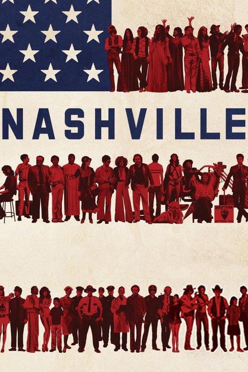 "Poster for the movie ""Nashville"""
