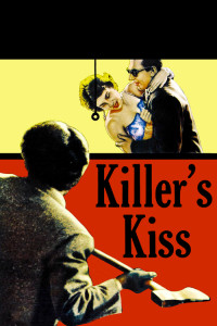 "Poster for the movie ""Killer's Kiss"""