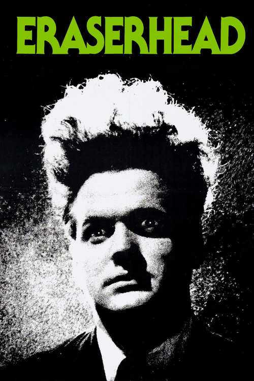 """Poster for the movie """"Eraserhead"""""""