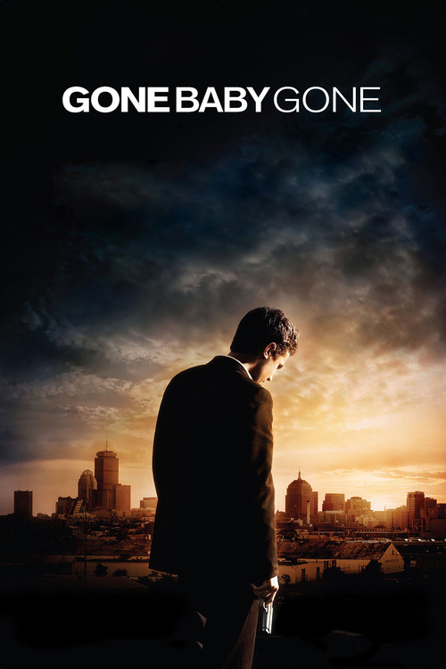 """Poster for the movie """"Gone Baby Gone"""""""