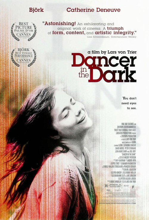 """Poster for the movie """"Dancer in the Dark"""""""