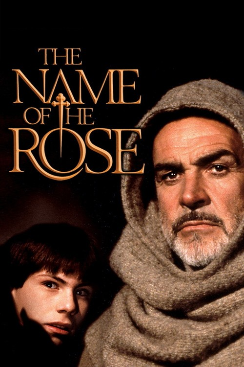 """Poster for the movie """"The Name of the Rose"""""""
