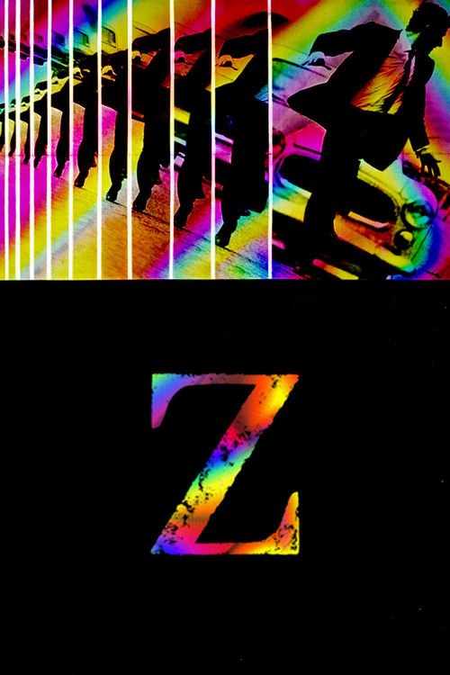 """Poster for the movie """"Z"""""""