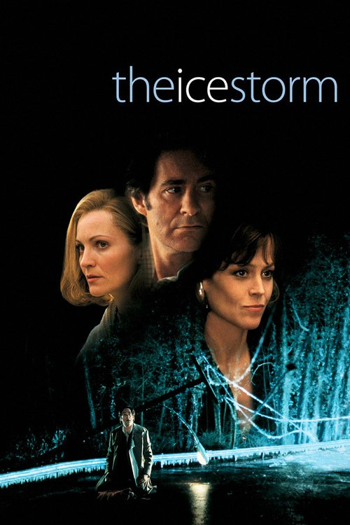 """Poster for the movie """"The Ice Storm"""""""