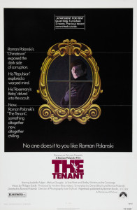 """Poster for the movie """"The Tenant"""""""