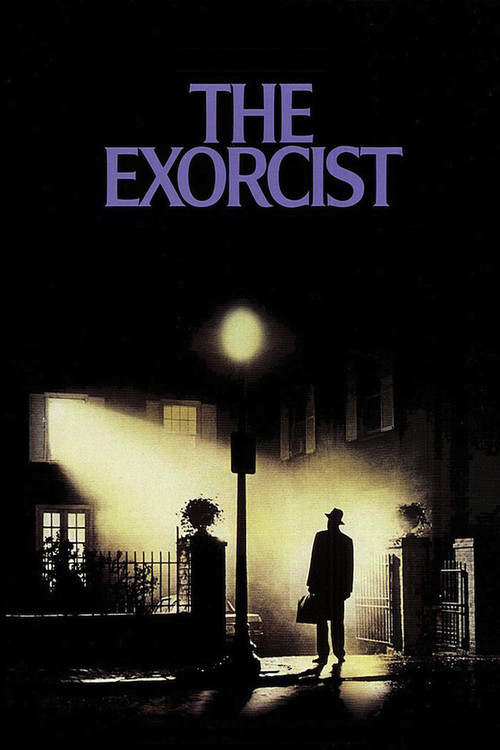 """Poster for the movie """"The Exorcist"""""""