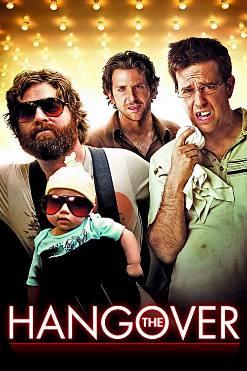 """Poster for the movie """"The Hangover"""""""