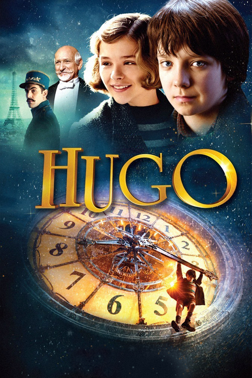 """Poster for the movie """"Hugo"""""""