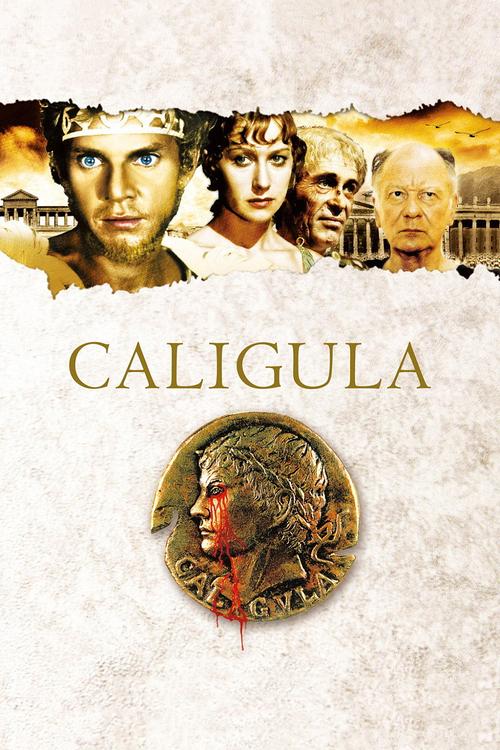 "Poster for the movie ""Caligula"""