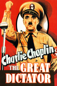 """Poster for the movie """"The Great Dictator"""""""