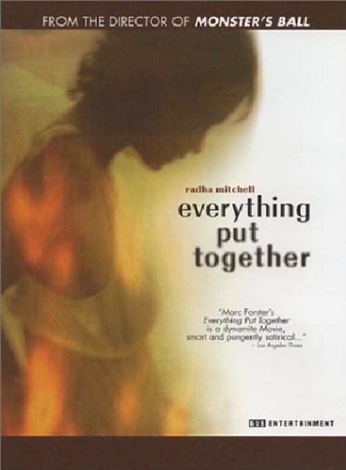 """Poster for the movie """"Everything Put Together"""""""
