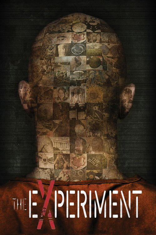 """Poster for the movie """"The Experiment"""""""