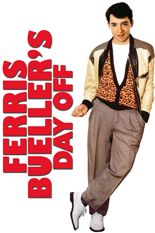 """Poster for the movie """"Ferris Bueller's Day Off"""""""
