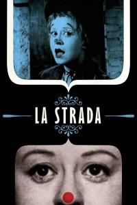 """Poster for the movie """"La Strada"""""""