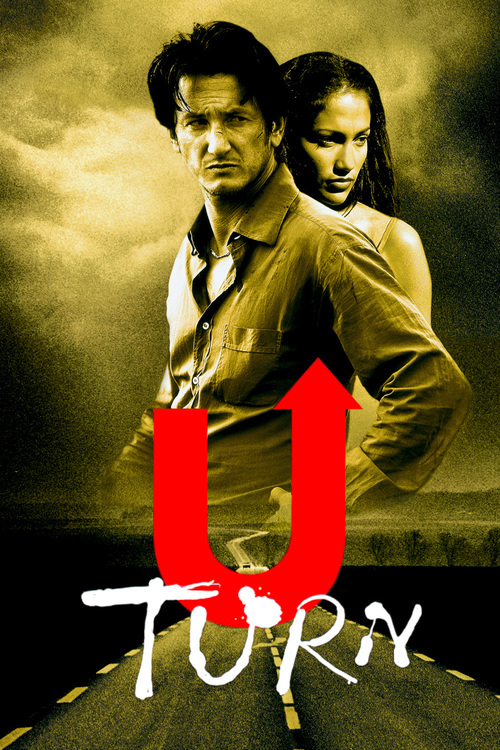 """Poster for the movie """"U Turn"""""""