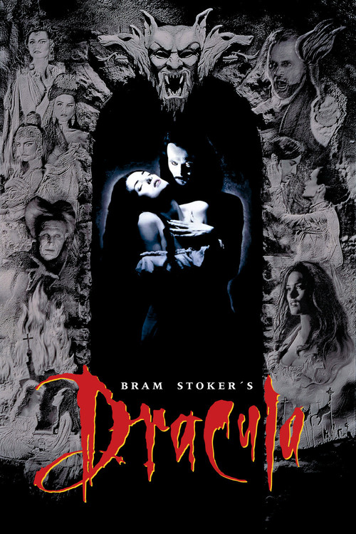 """Poster for the movie """"Dracula"""""""
