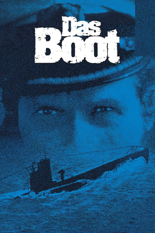 """Poster for the movie """"The Boat"""""""