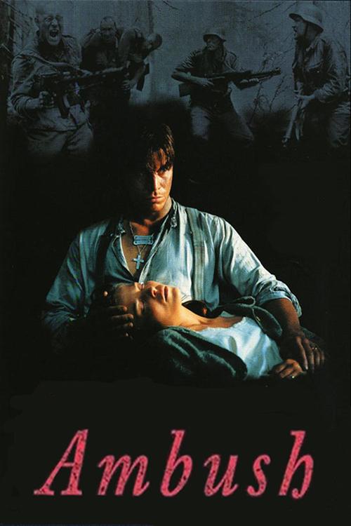 """Poster for the movie """"Ambush"""""""