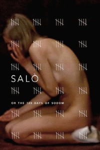 """Poster for the movie """"Salò, or the 120 Days of Sodom"""""""