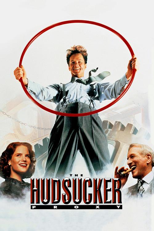 "Poster for the movie ""The Hudsucker Proxy"""