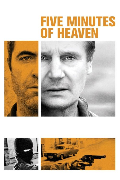 """Poster for the movie """"Five Minutes of Heaven"""""""