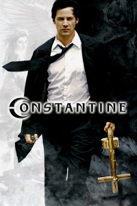 "Poster for the movie ""Constantine"""