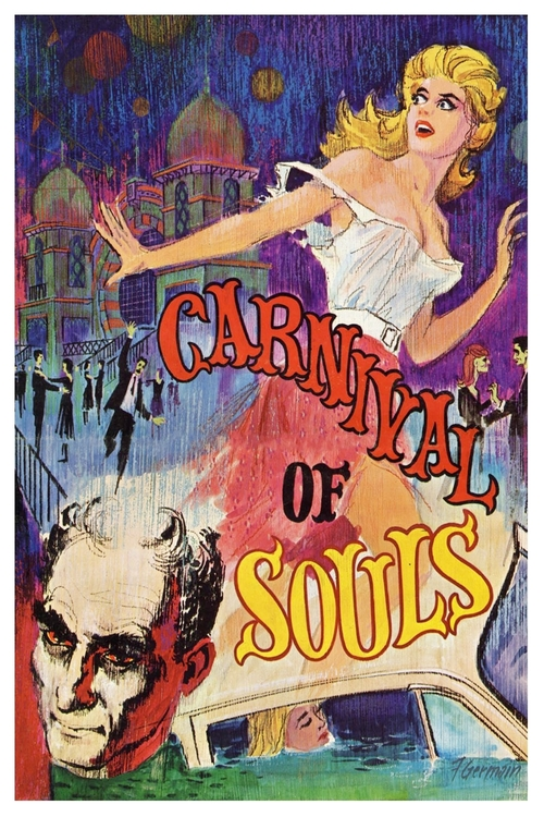 """Poster for the movie """"Carnival of Souls"""""""