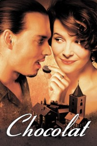 """Poster for the movie """"Chocolat"""""""